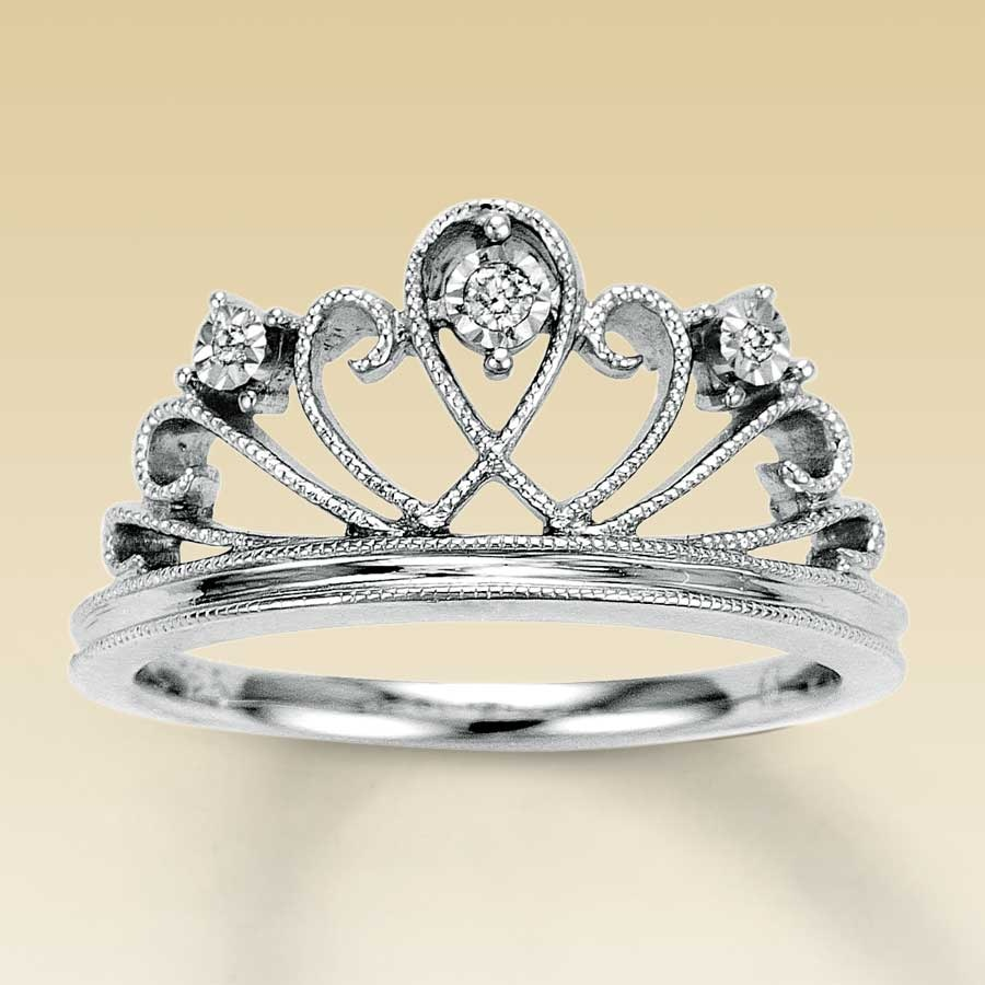 rhinestone wedding crown fashion jewellery products rings silver princess selene