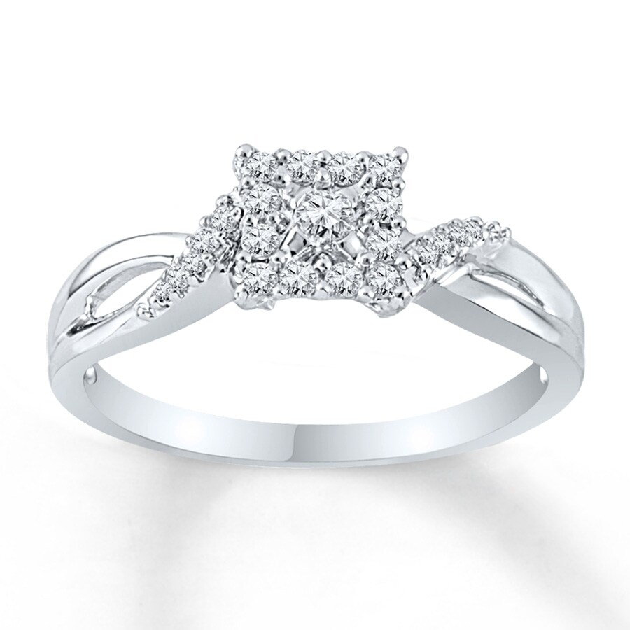 Engagement Rings Wedding Rings Diamonds Charms Jewelry from Kay Jewelers