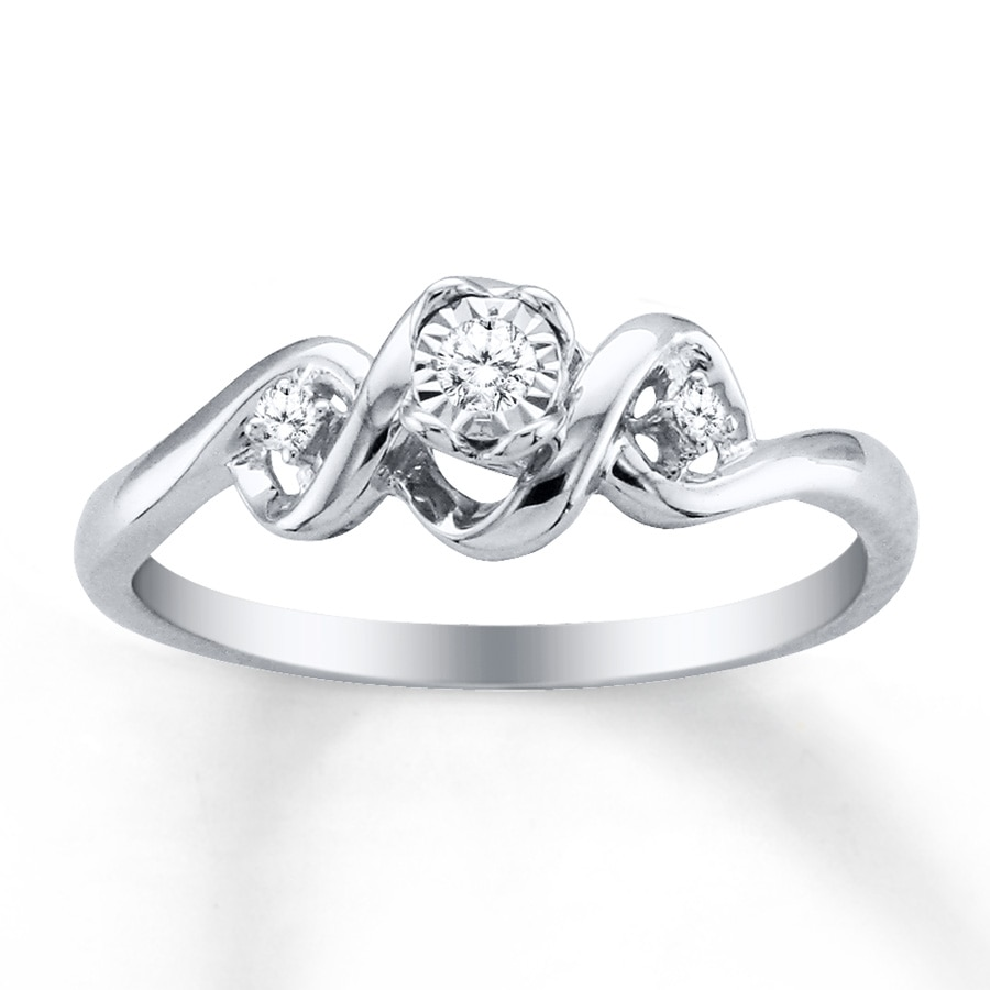 Promise Rings For Her Kay