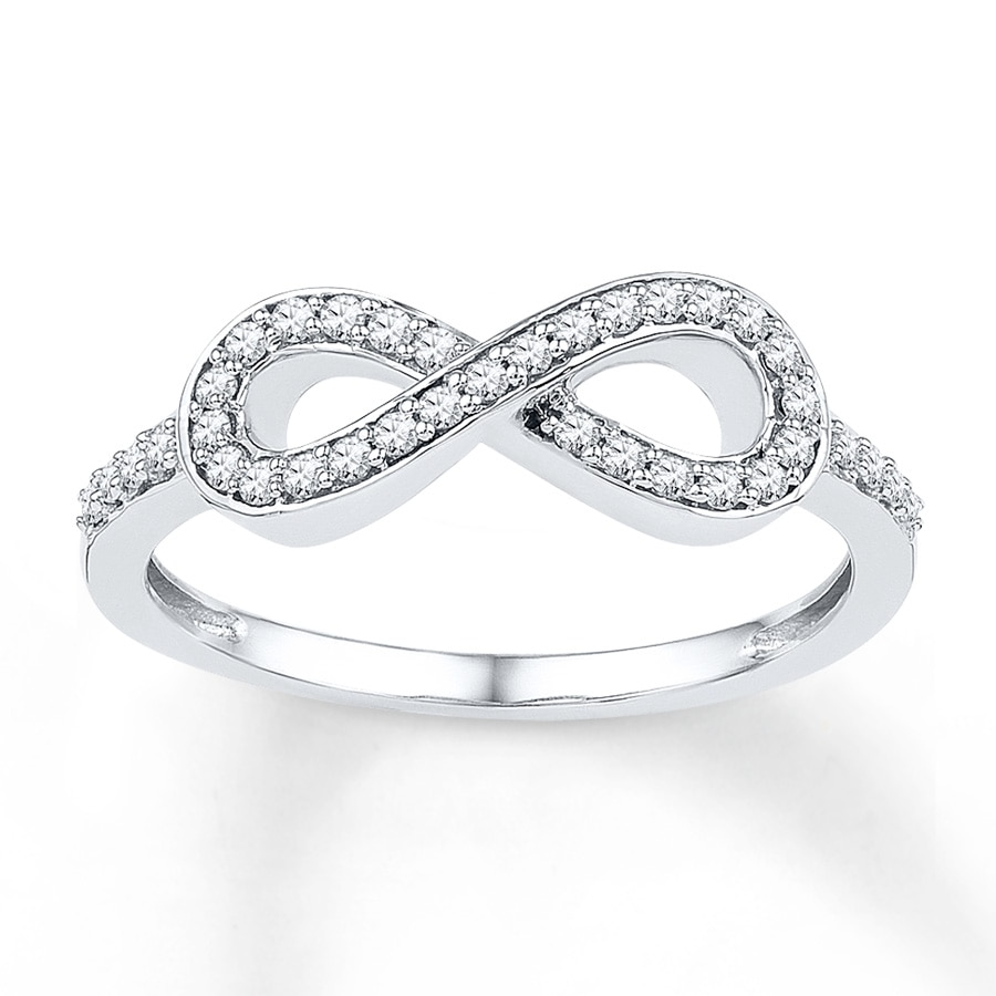 Kay Three Diamond Ring