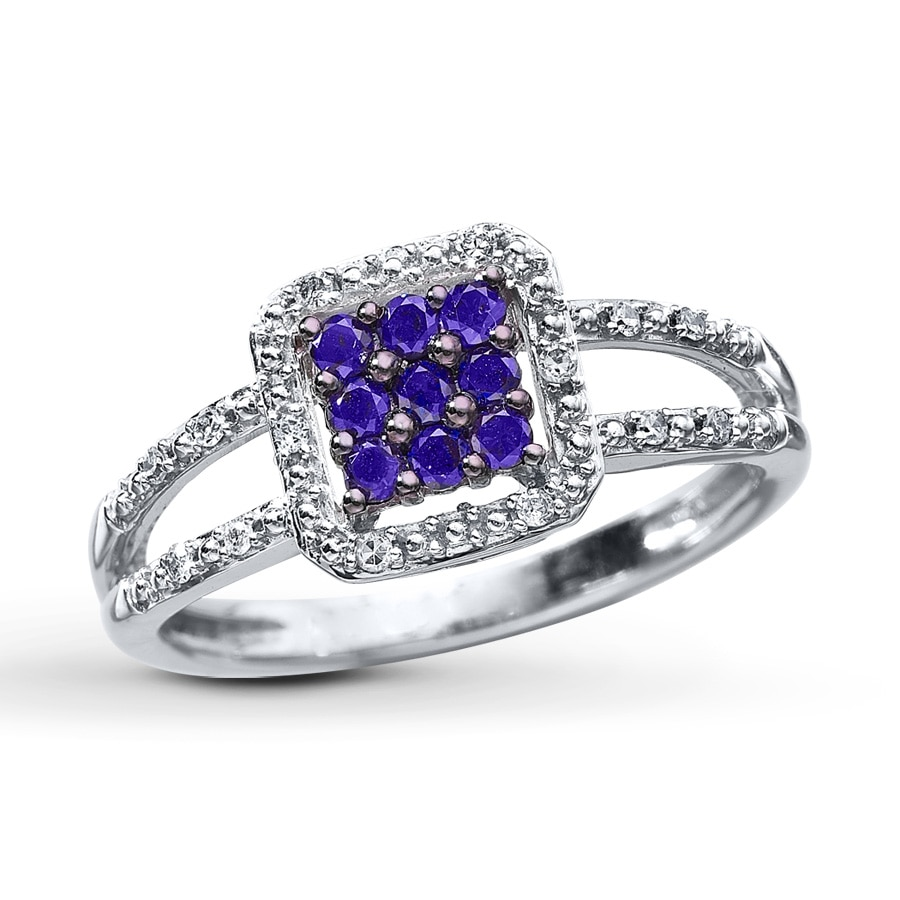 product le and rings ring diamond gold vian dia rose engagement purple amethyst