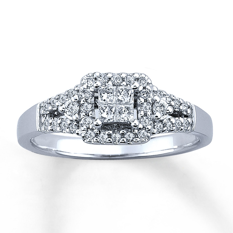 Ring Settings Engagement Ring Settings Kay Jewelers