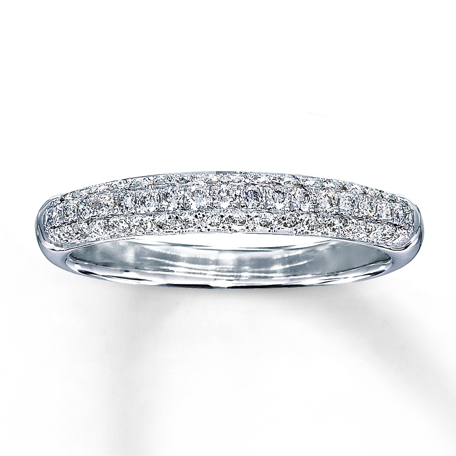 hover to zoom - Wedding Rings At Kay Jewelers