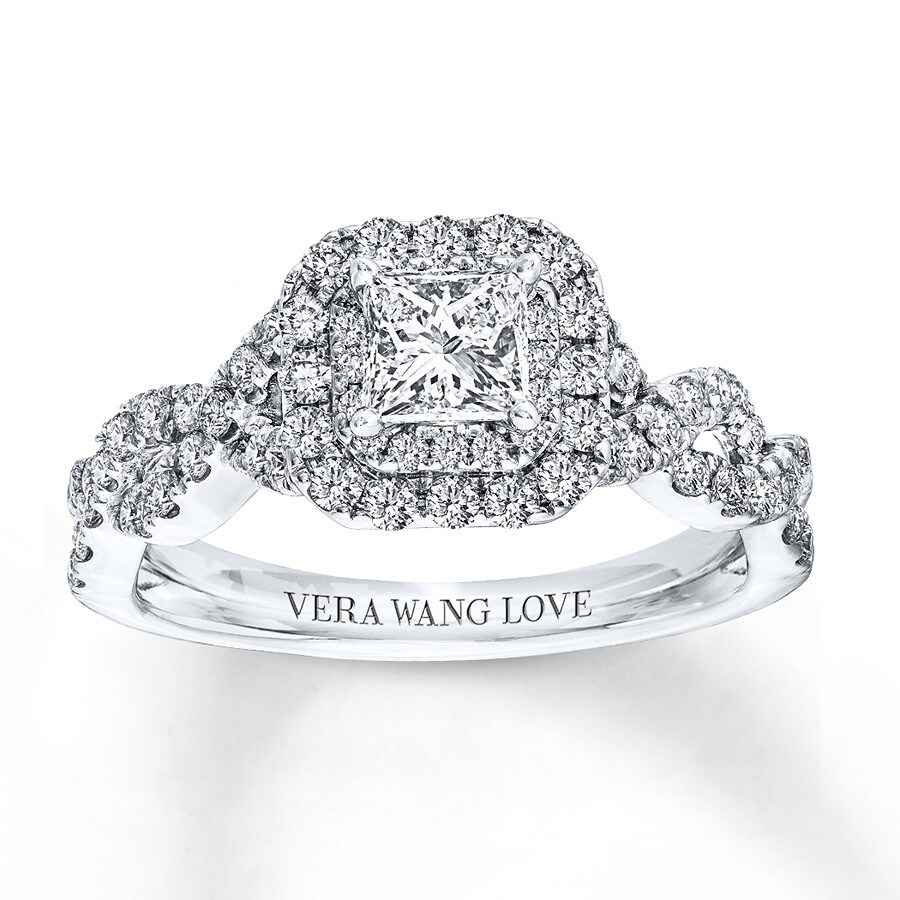 3 carat diamond ring vera wang