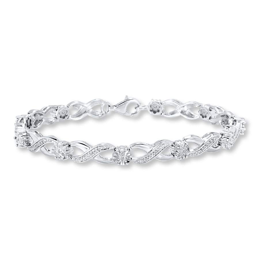 mikolay collections bracelet desires bangles bangle by bling products sterling silver diamond bar