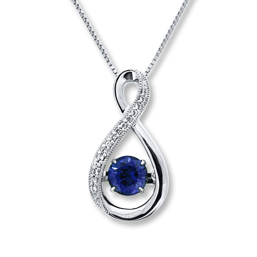 blue sapphire topaz product pendant jewelry cut designs lockets emerald halo