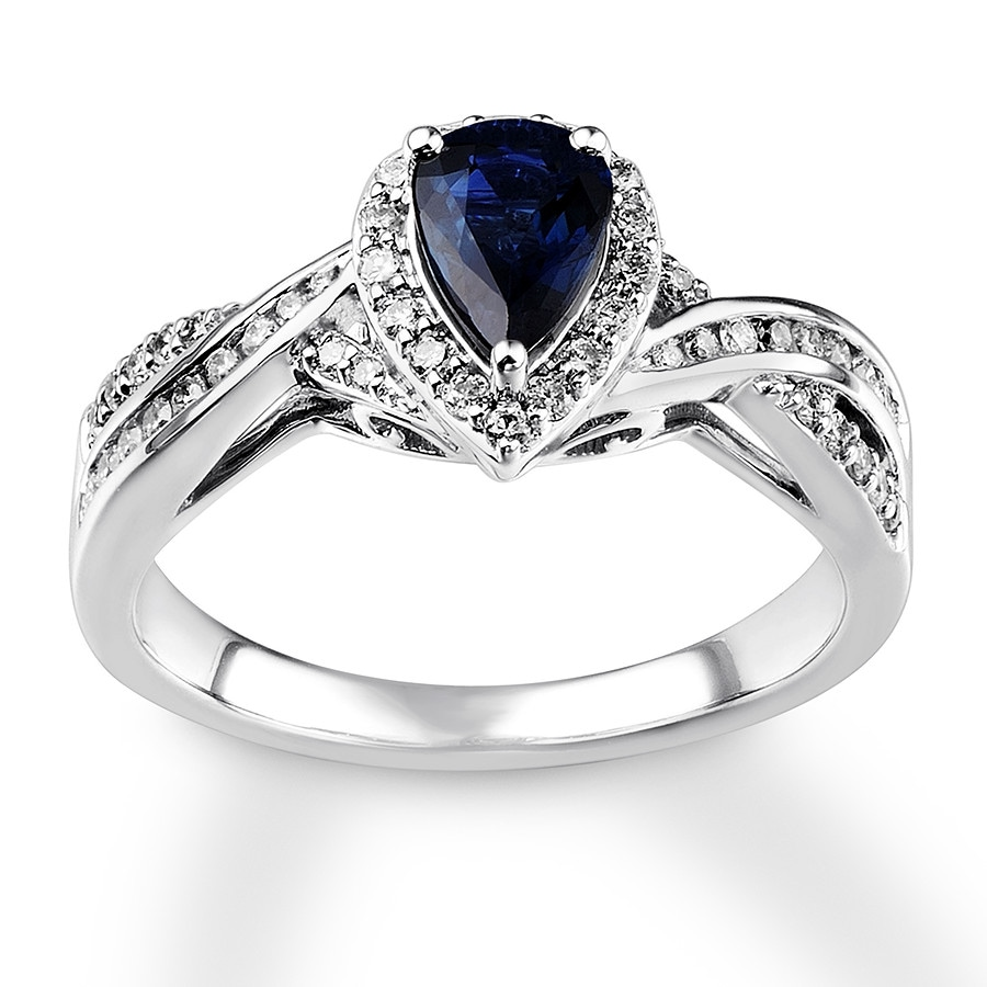 diamond engagement hk en pear zoom sapphire plain blue halo il fullxfull listing shank band