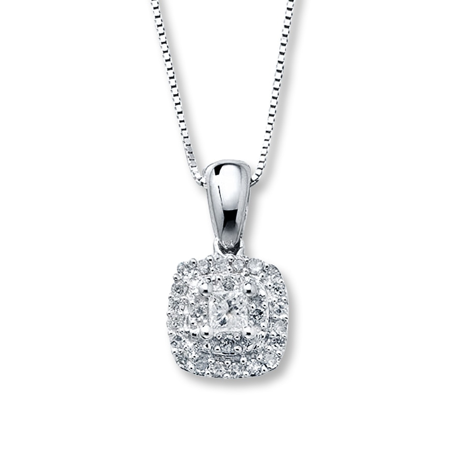cut i products gold stone h pendant princess necklace diamond heart cttw white sapphire