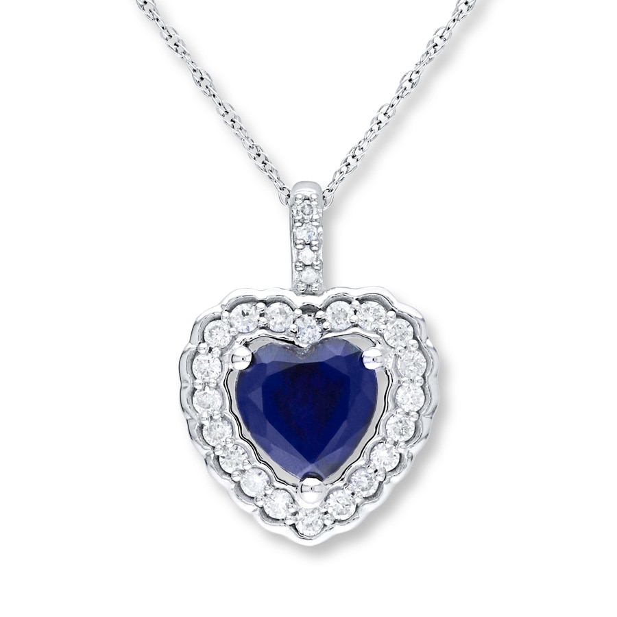 sapphire sterling on pin zulily silver lockets locket loving white this april
