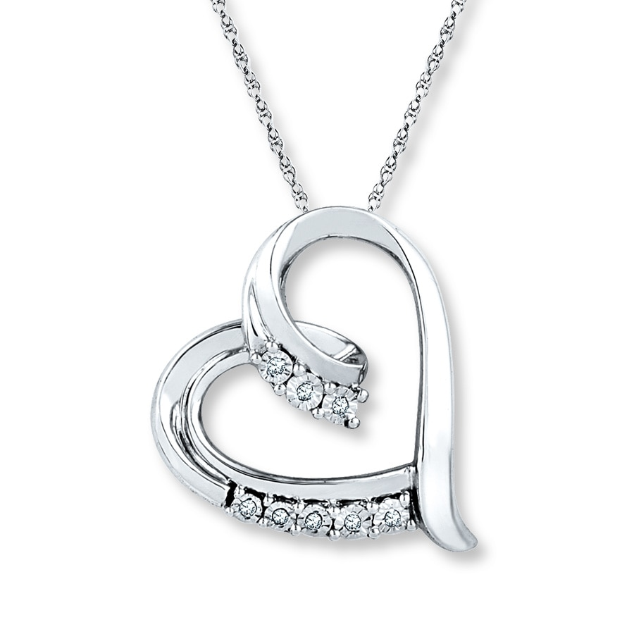 Kay Jewelers Necklace Heart