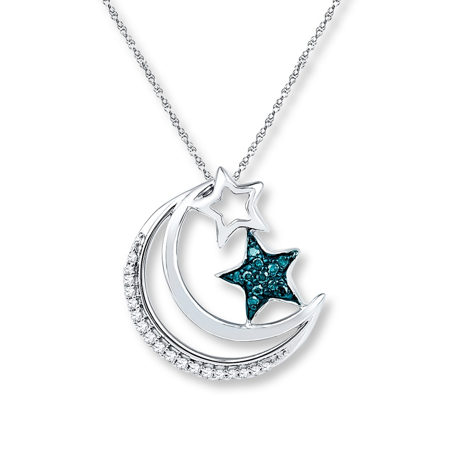 nell stars littlenell initial star notonthehighstreet little necklace original personalised product com by