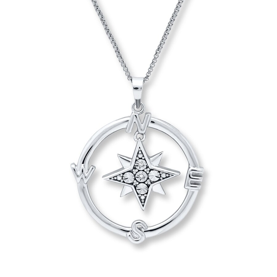true north friendship wanderlust necklace gold compass products adventure