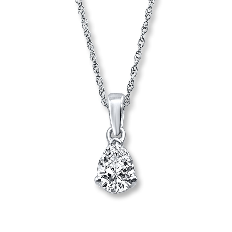 carat leo tw ct collection diamond necklace gold white the diamonds