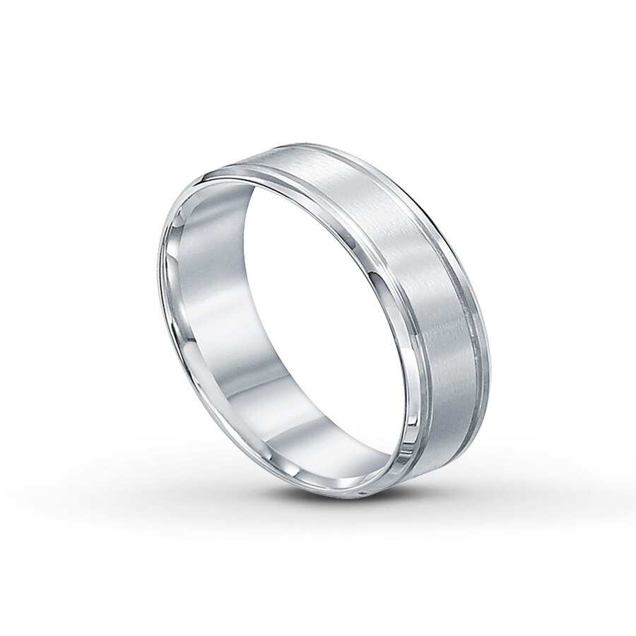 s wedding band platinum 6mm