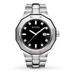 Bulova Men's Watch 98D103