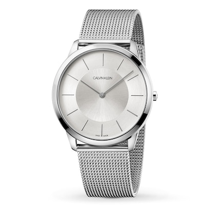 Calvin Klein Minimal Mens Watch K3M2T126