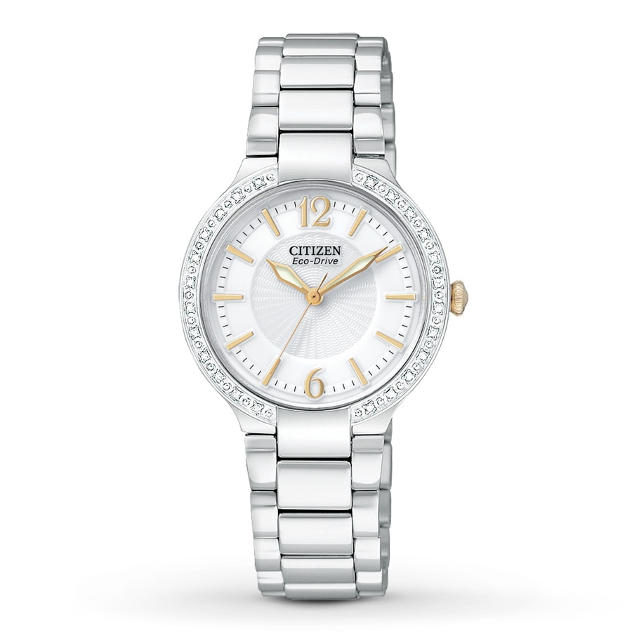 citizen eco drive womens
