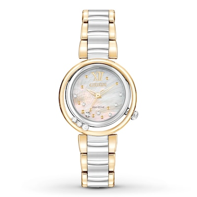 Citizen Women's Watch Sunrise Series EM0324-58D