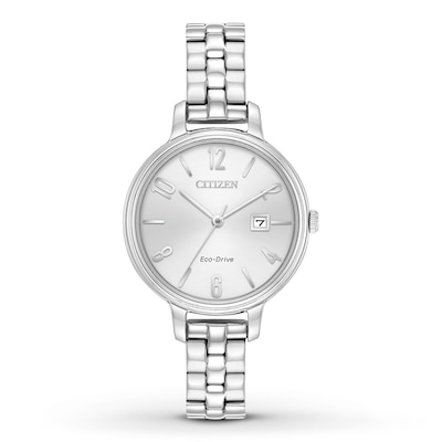 Citizen Womens Watch Silhouette Collection EW2440-53A
