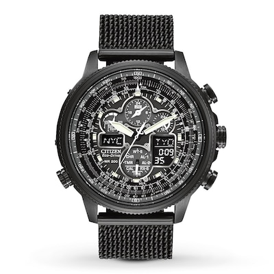 Citizen Mens Watch Navihawk A-T JY8037-50E