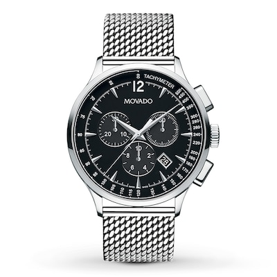 Movado Men's Watch Circa Chronograph 0606803
