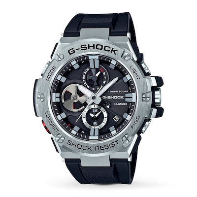 Casio G-SHOCK G-STEEL Mens Watch GSTB100-1A