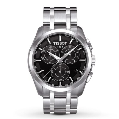 Tissot Mens Watch Chrono Couturier T0356171105100