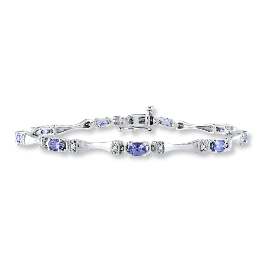 jewellers white tanzanite product robinsons and img bracelet gold diamond