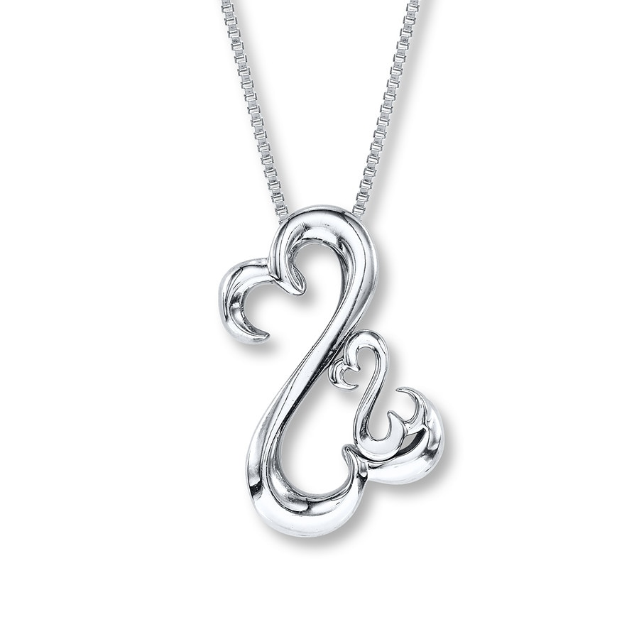 original miabellejewellery by engraved family sterling product silver necklace mia belle