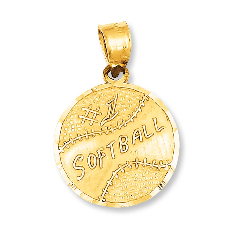 gimmedat necklace sb jewelry softball customizable love products silver