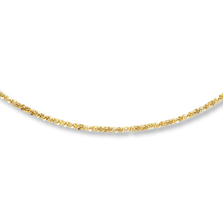 pin fancy diamond gold cut station inch link yellow anklet