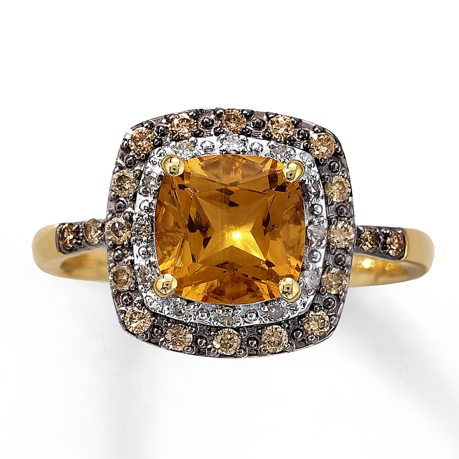 Kay Yelloe Gold Ring