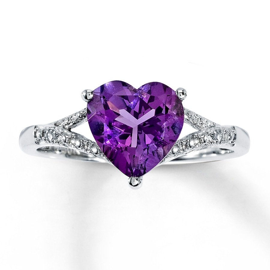 amethyst rings - photo #19