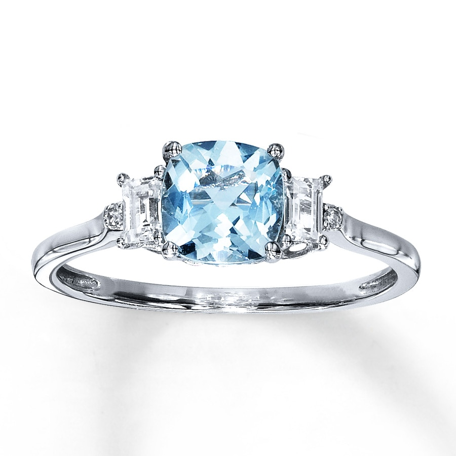 double ring jewellery products melanie and katsalidis aquamarine halo sapphire cuts neo