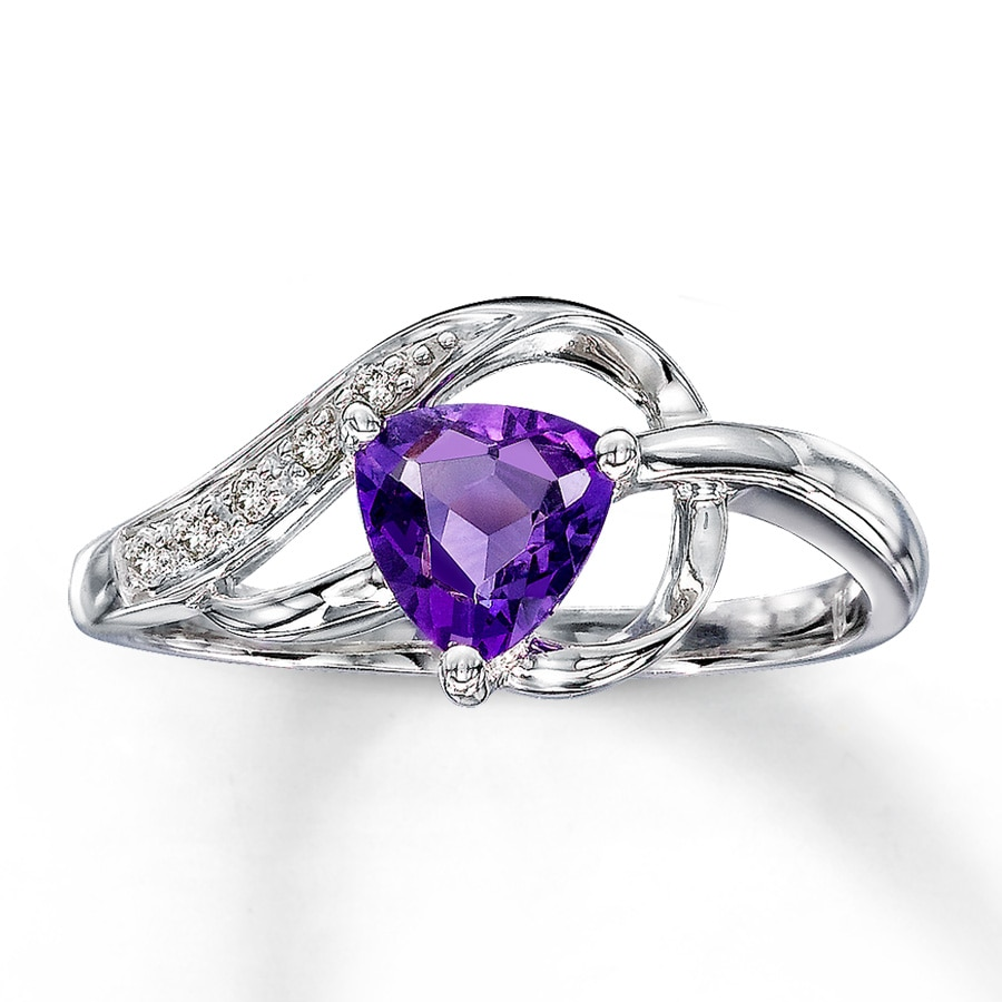 pops at rings flower com engagement are each purple amethyst custommade all but heart details backdrop of to these brilliant a the