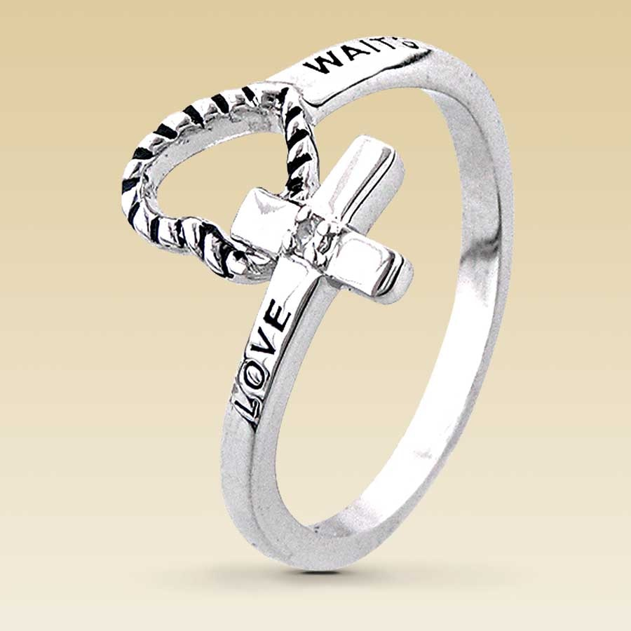 Kay Sterling Silver Purity Ring