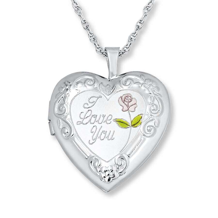 the silver locket new frame colour in item valentines jewelry photo necklace gift fancy accessories on women can sterling gold romantic for wholesale open from heart send pendants lockets photos pendant