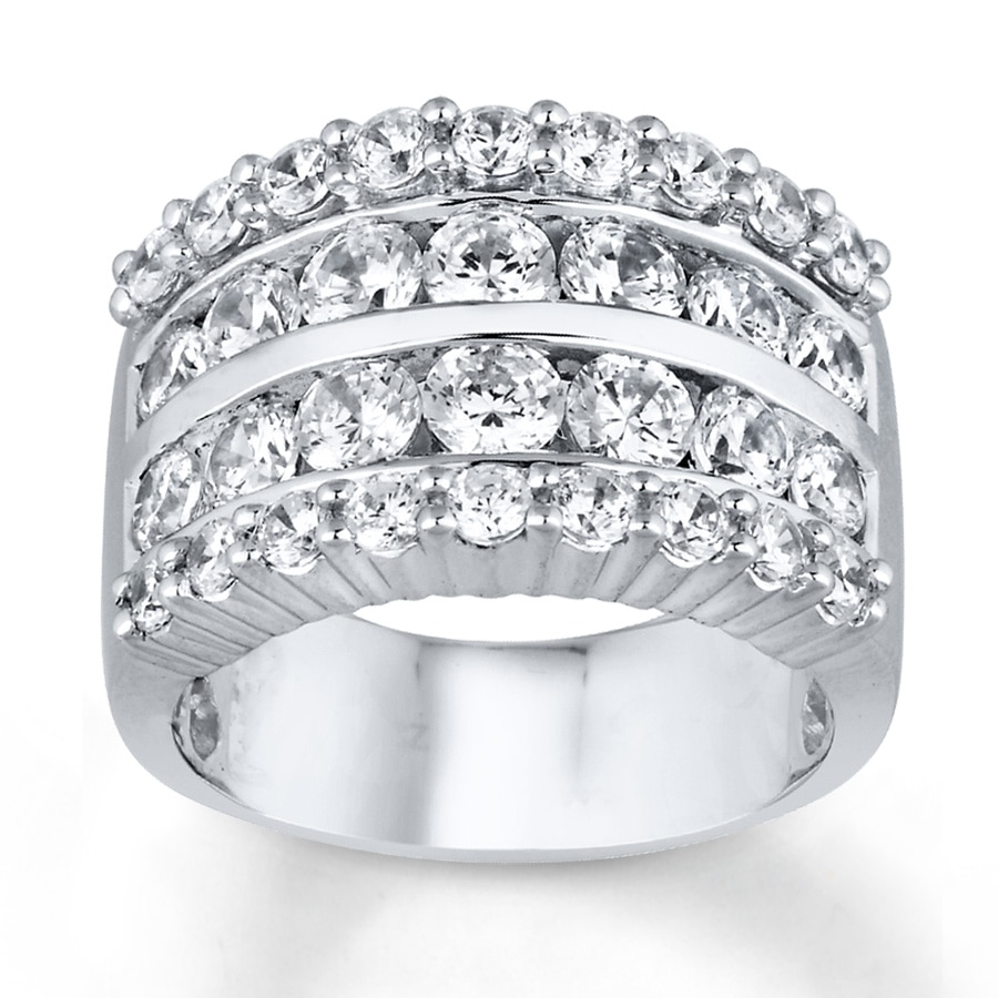 this is cut band pin round bands anniversary white li eternity ring diamond