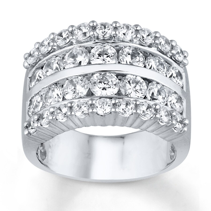 breathtaking bands feature that ring for brilliant of perfectly the tw anniversary a cut rows finest forever endless these love diamond showcased in emerald ct pin matched platinum lasts diamonds rings eternity