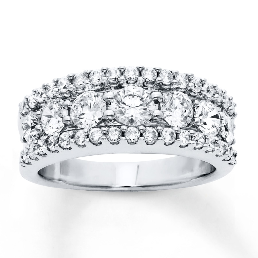 bands mv zm tw white round diamond carat gold jaredstore cut en ct jared anniversary band