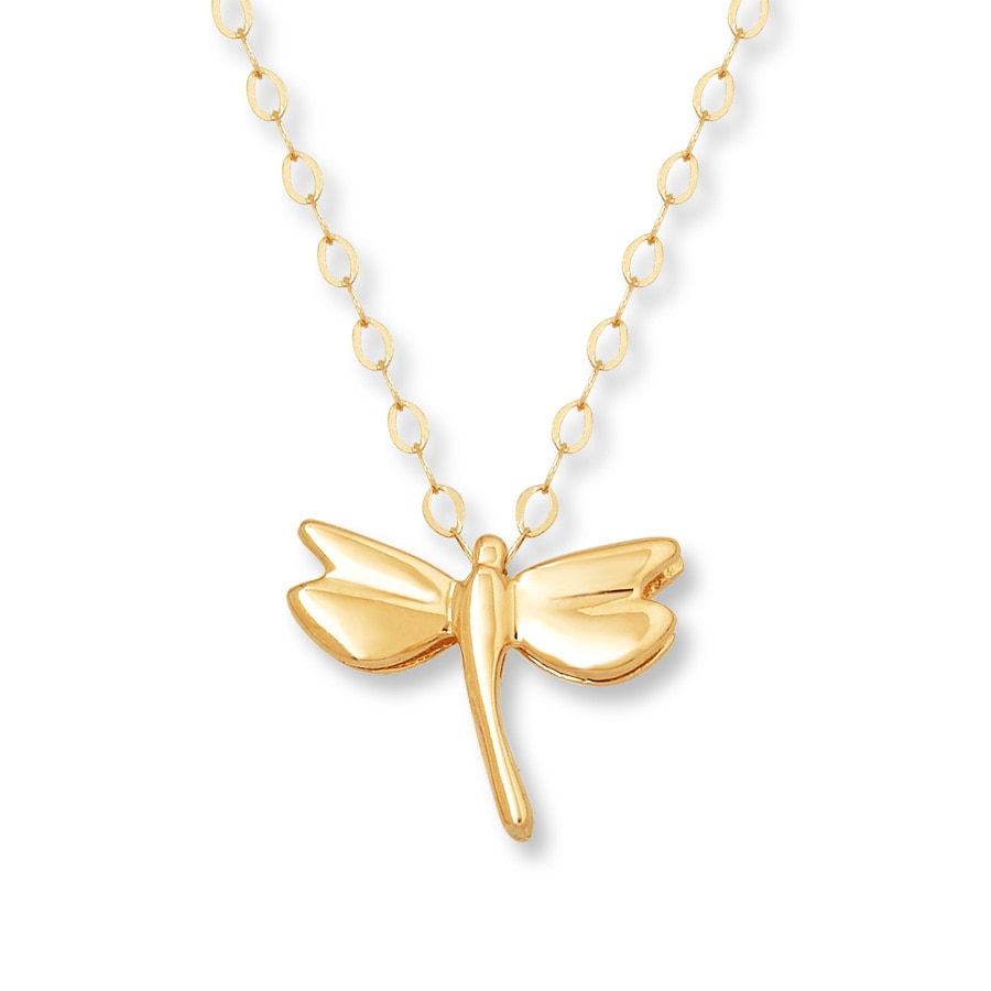cz pendant cubic dragonfly open sterling silver necklace zirconia