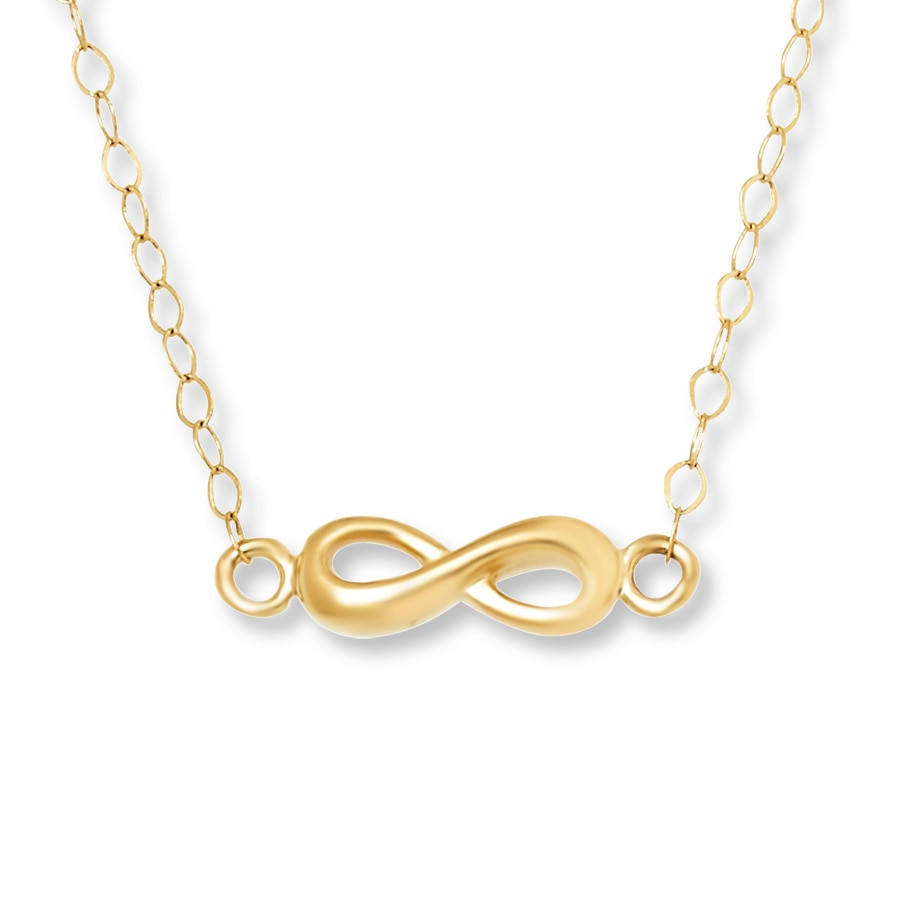 infinity handcuffs necklace sign shineon products