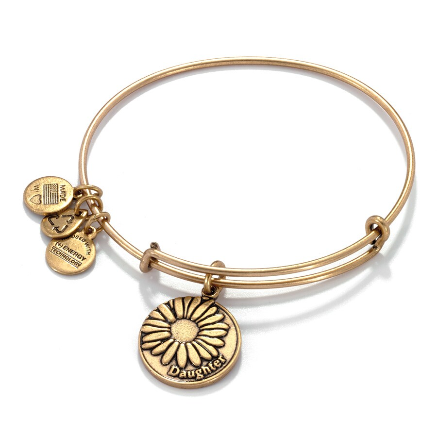 Alex And Ani Bracelet With Daughter Charm Tap To Expand