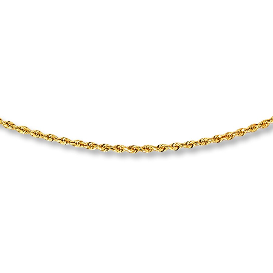 mm products women rope diamond universal chain cut s men chains necklace yellow inch gold jewels