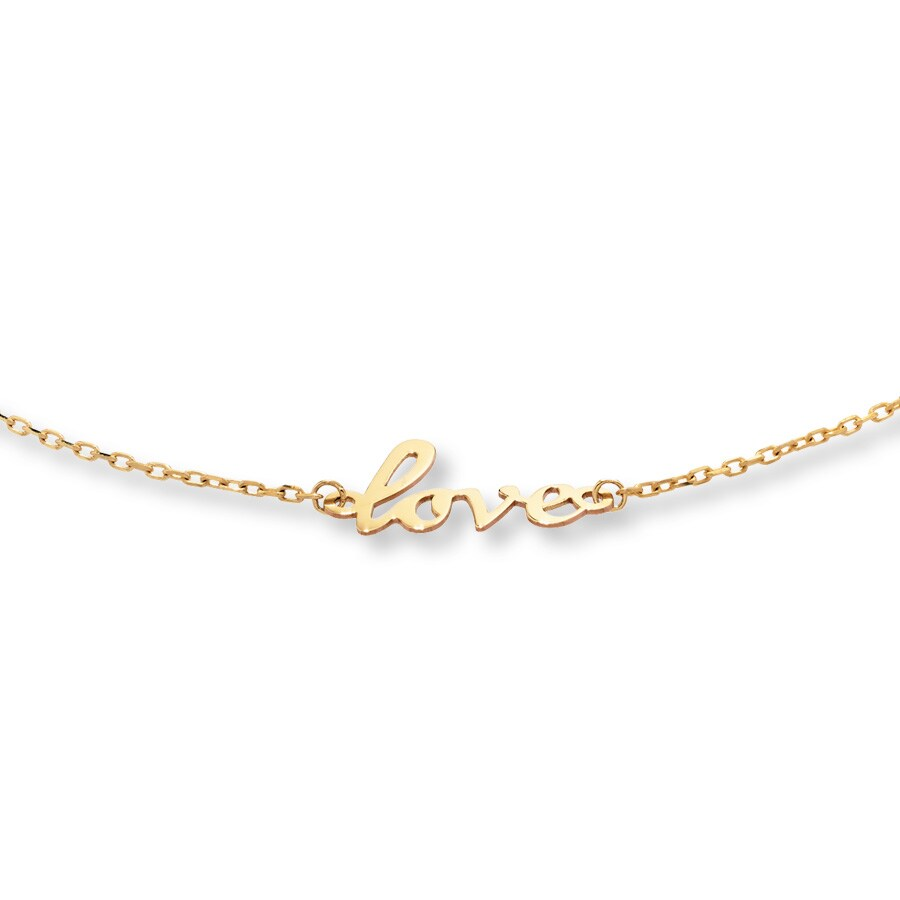 anklet mm rope gold products solid ankle yellow chain bracelet