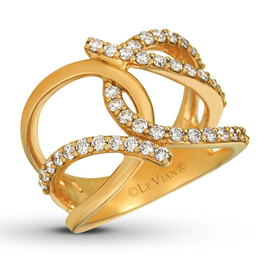 Le Vian Chocolate Diamond Necklace 1-7/8 ct tw 14K