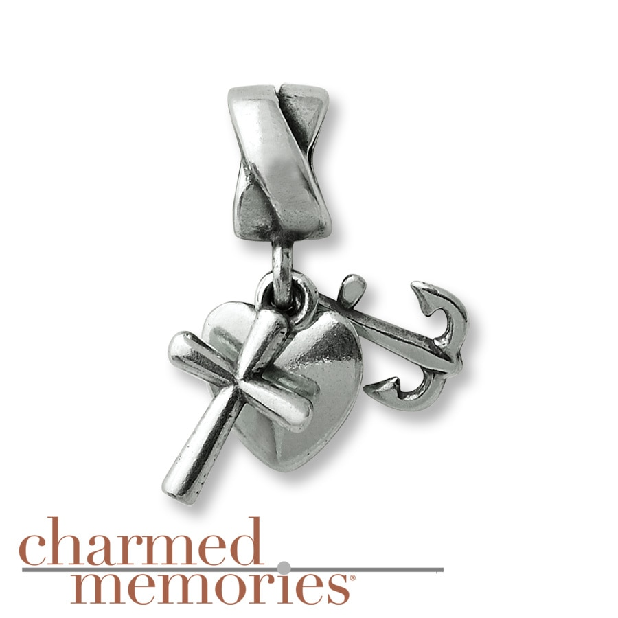 Charmed Memories Faith Ring Sterling Silver xT7nKa