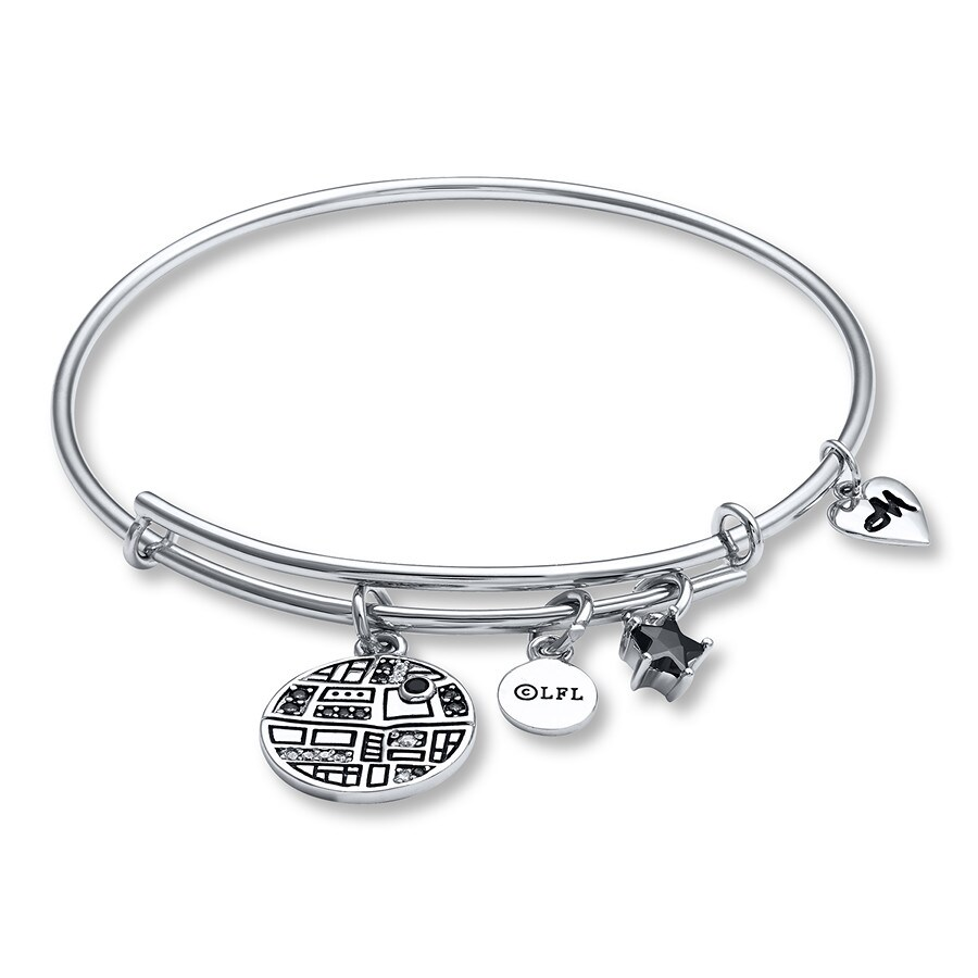 cb568f179 ... pandora charmspandora braceletsjewelry b9e1d 709e8; top quality charmed  memories bangle star wars death star sterling silver b8e84 3fcf6