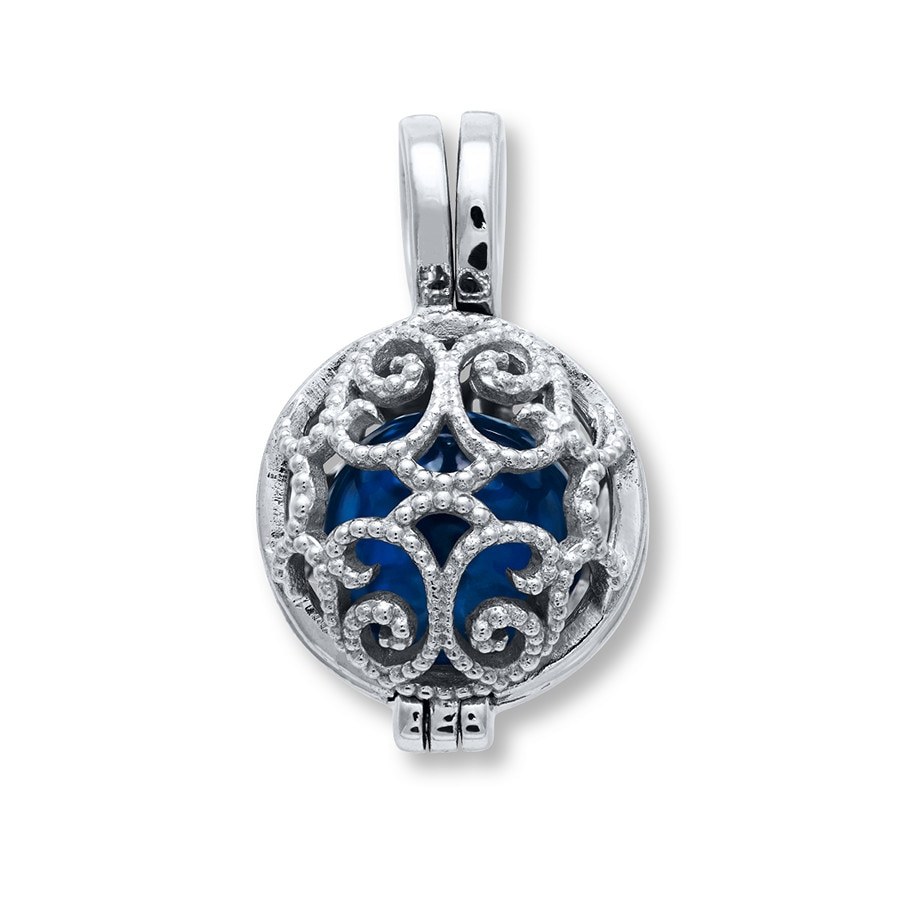 581c55326 Charmed Memories Blue Cubic Zirconia Sterling Silver - 815520109 - Kay