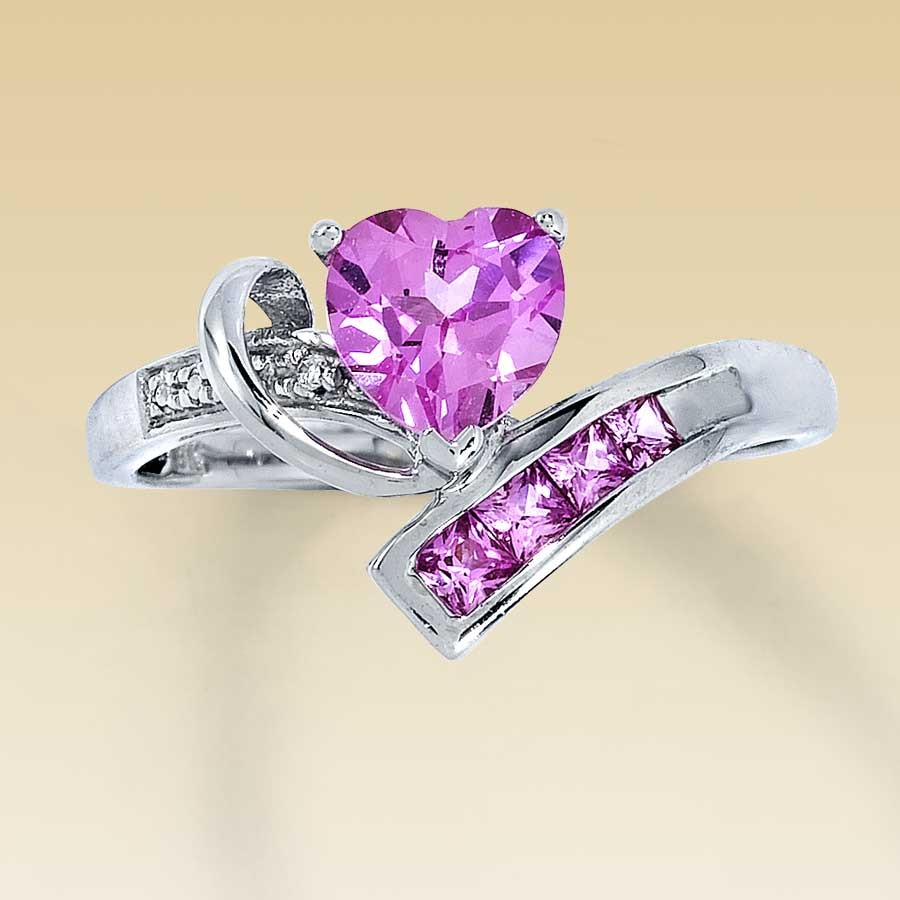rings lab pink engagement to ring mv hover created en zm kaystore zoom gold kay clearance amp diamond sapphire